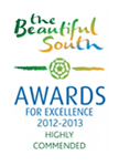 The Beautiful South Awards For Excellence 2012-2013 Highly Commended
